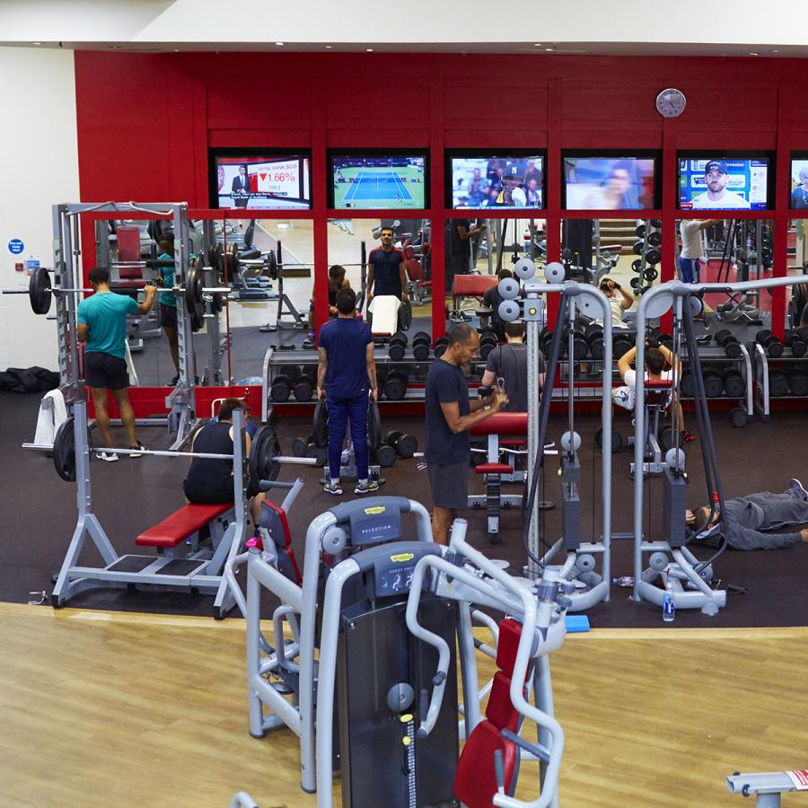 Virgin Active Image