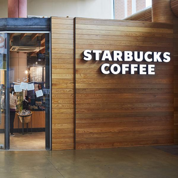 Starbucks O2 Centre