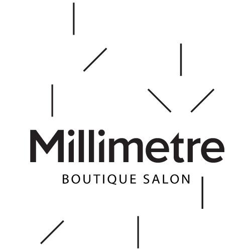 Millimetre Boutique Salon logo