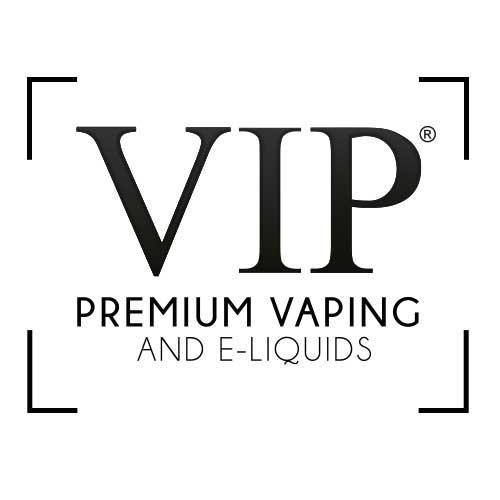 VIP Premium Vaping & E-liquids logo