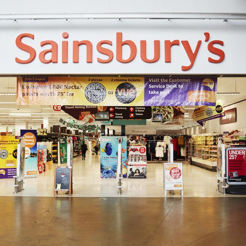 sainsburys image & Sainsburyu0027s | The O2 Centre | Finchley Road Supermarket