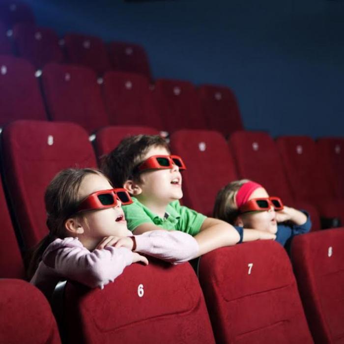 Cinema for kids Vue O2 centre