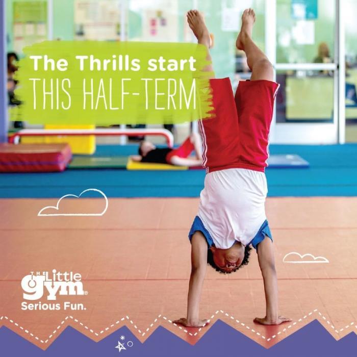 The Little Gym Half-Term