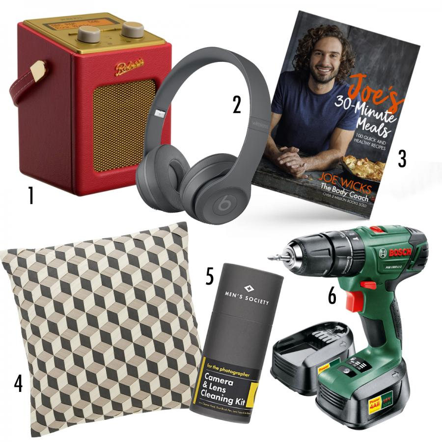Christmas gifts for him London