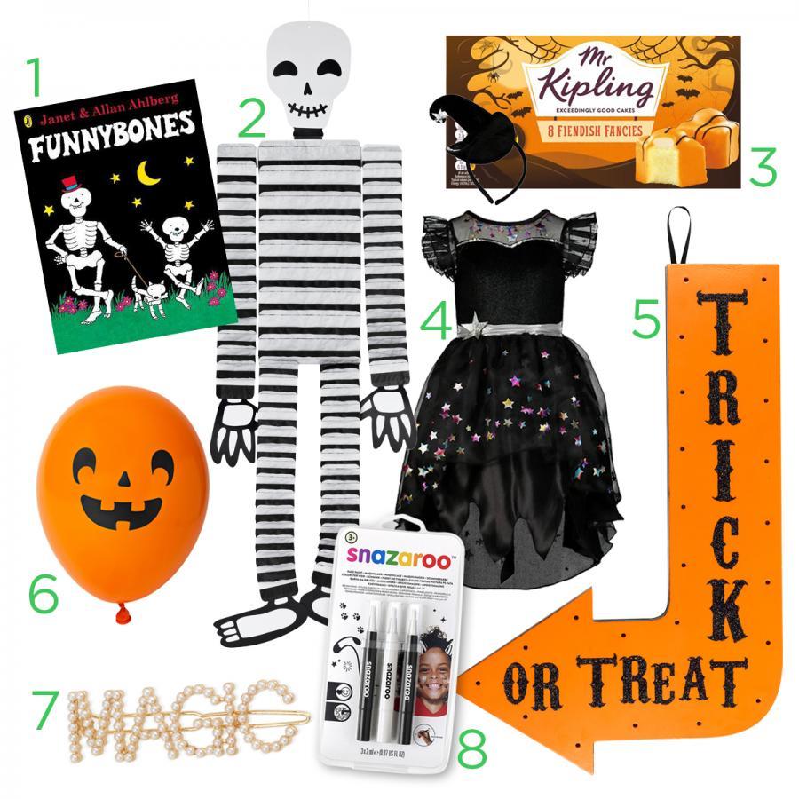 Halloween shopping inspiration at O2 Centre