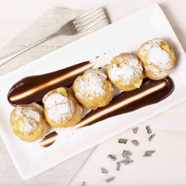 tortellini cup vanilla balls