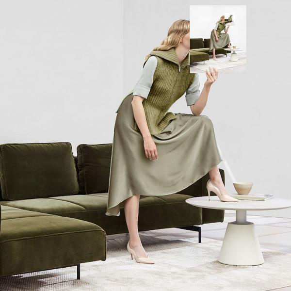 free home styling advice from BoConcept