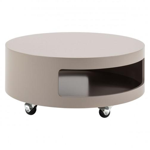 Rounded statement furniture at Habitat, O2 Centre