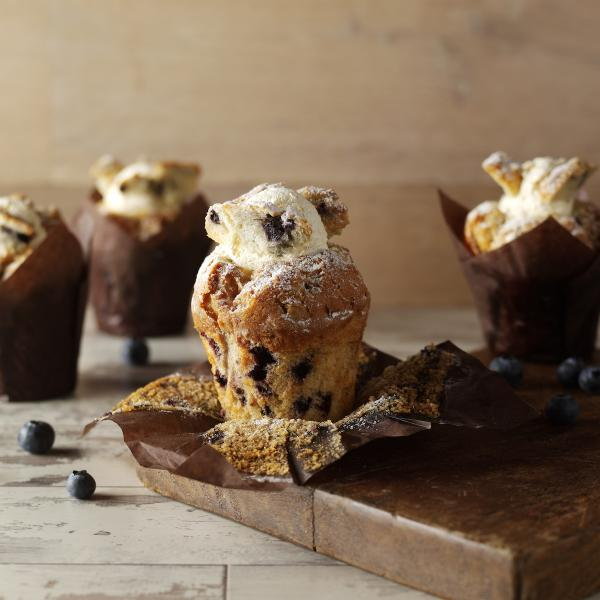 Soho Coffee muffins